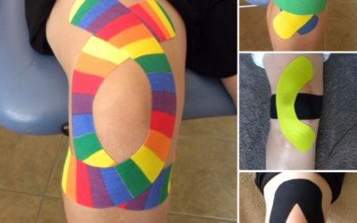 RockTape for your knee pain