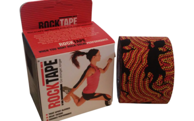 New – Goanna RockTape pattern