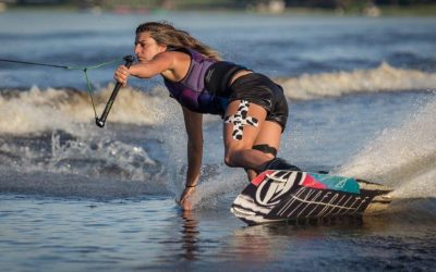 Meet Bec Gange- our Aussie wakeboarding superstar