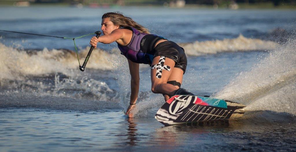 Meet Bec Gange- our Aussie wakeboarding superstar