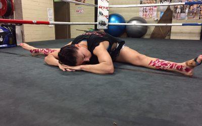 Meet Yolanda Schmidt – dancer turned MuayThai fighter