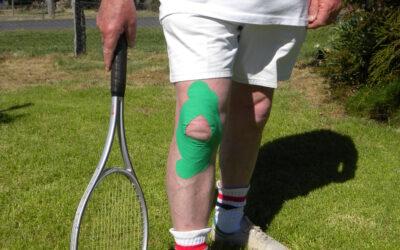 Effectiveness of Kinesiology tape for knee arthritis